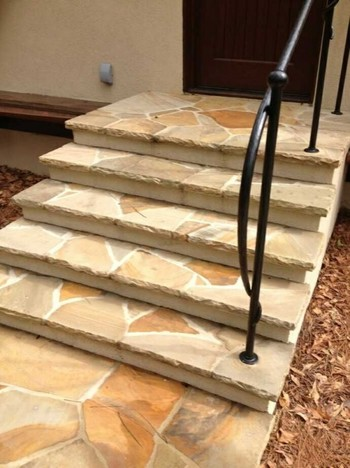 Flagstone Steps in Atlanta, GA