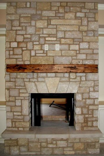 See-thru Fireplace in Braselton, GA