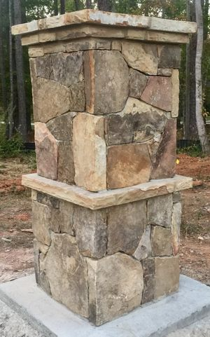Stone Custom Column Acworth GA