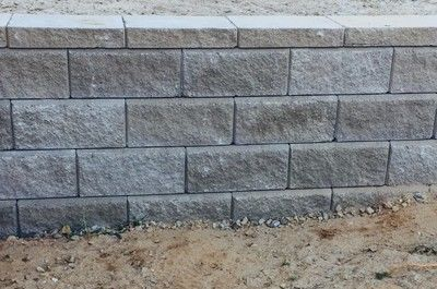 Pavestone Block Retaining Wall in Braselton, GA