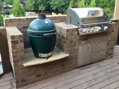 Outdoor Grilling Cabinet Decatur GA
