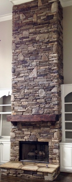 Interior Fireplace Suwanee GA