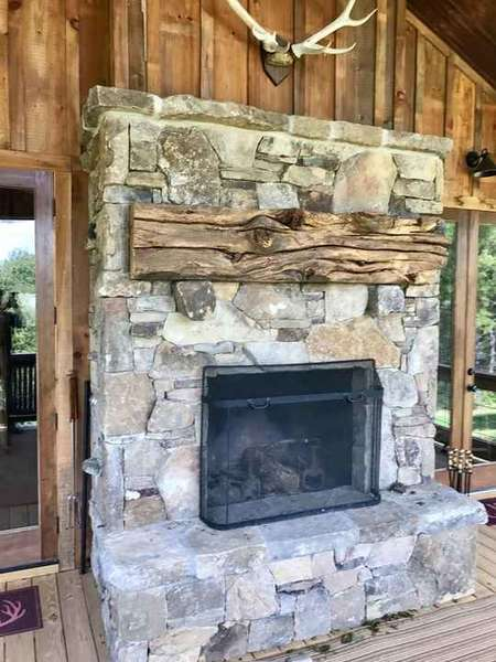 New Fireplace in Atlanta, GA (1)