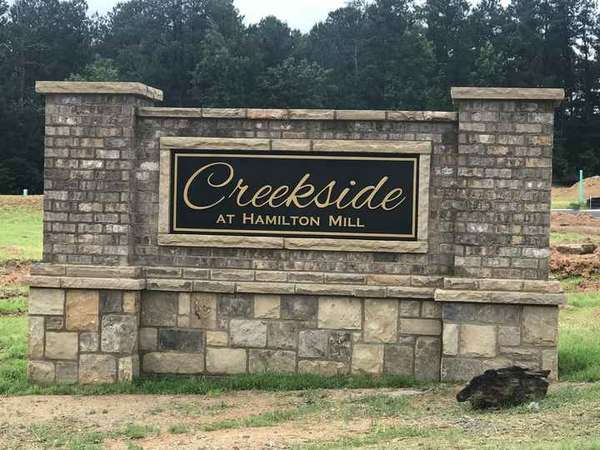 Brick and Stone Subdivision Entrance in Dacula, Ga (1)