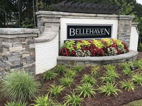 Brick and Stone Subdivision Entrance in Marietta, Ga (3)