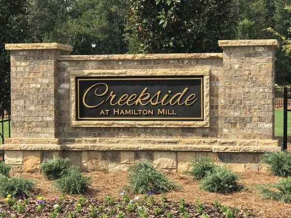 Stone and Brick Entrance Sign in Braselton, GA (1)