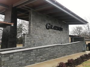 Elberton Granite on Amphitheater Grayson, GA (1)