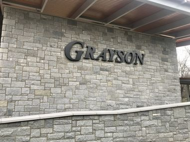 Elberton Granite on Amphitheater Grayson, GA (4)